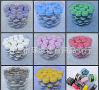 1000pcs dry badminton sweatband / tennis racket hand gel Overgrip frosted tape