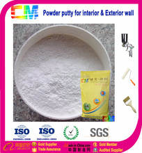 Exterior powder gypsum putty exterior wall putty