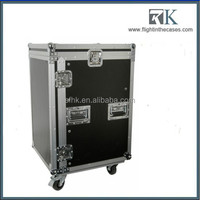 HC52 Large Rolling Hard Case With Extra Padding Foam For Cameras, Camcorders, Digital DSLR and Photograpic Equipment