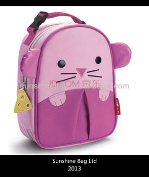 2013 hot selling School bag with printing