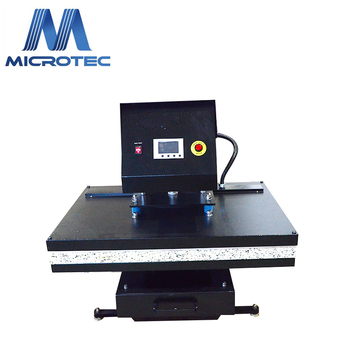 High Quality Pneumatic Larage Format Heat Press Machine