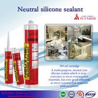 Neutral Silicone Sealant/silicone sealant for kingspan panels/ anti fungus silicon sealant