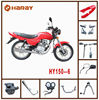 Motorcycle Muffler DIRTYBIKE Motorcycle Spare Parts FOR 125CC 150CC 200CC 250CC LIFAN LONCIN