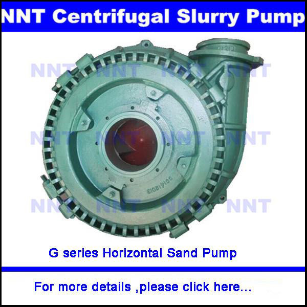 SP series vertical submerged ore processing slurry pump