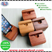 factory direct sales products for iphone 5s wooden stand speaker amplifier BS600