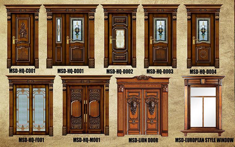 indian new safety wooden main door design view indian main door