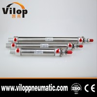 MA series stainless steel mini air cylinder /high quality pneumatic cylinder