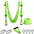 Professional Supplier for Rapeze Yoga Swing/Sling/Inversion Tool with Hardware & 2 Daisy Chains(9 Colors Options)