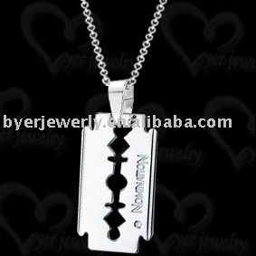 2011 Wholesale my style 316l stainless steel pendant jewelry