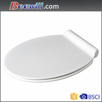 Bathroom sanitary soft close toilet seat lid soft close hinges