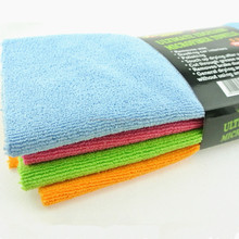 5 Pack 320GSM Ultimate Edgeless Microfiber Towels for Car Drying Cleaning Polishing