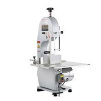 kitchen equipment meat band saw cutting machine /meat bone saw price