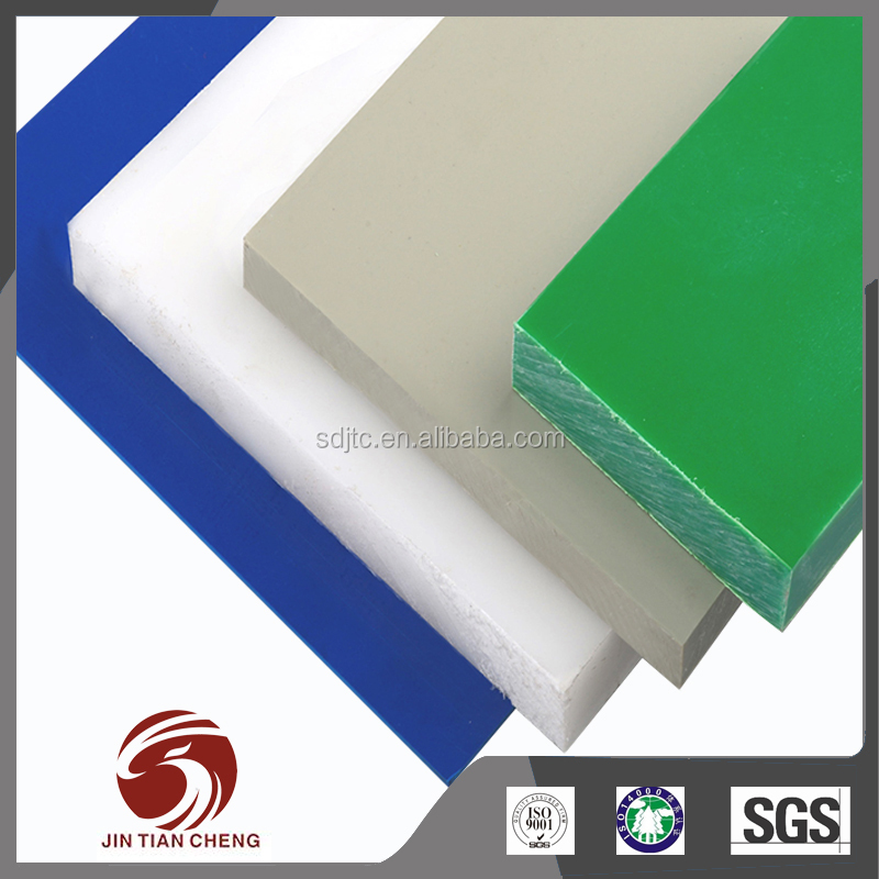 Uniform thickness fireproof rigid pp board