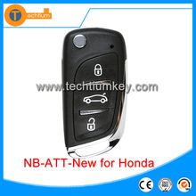 DS style NB-ATT-new used for Honda from 2013 year to 2015 year 7947 chip remot KD900 program to produce any model remote maker