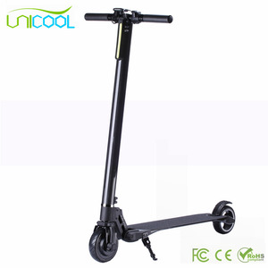 250w Power 24V lithium battery 25KM/H 2 wheel folding powerful electric mobility scooter