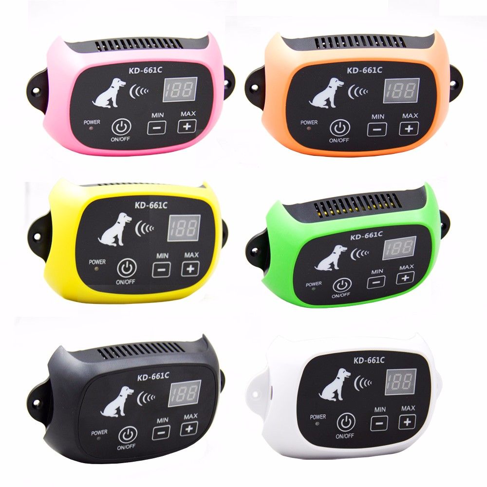 Hot Selling 2018 Amazon Smart Electric Fence Invisible kd-661 Electric Dog Fence