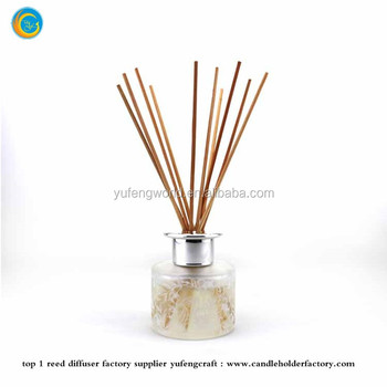 OEM 150ml aroma reed diffuser glass bottle