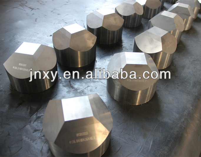 Jinan Xinyu Hot Selling Tungsten Cemented Carbide Anvil for Diamond Production