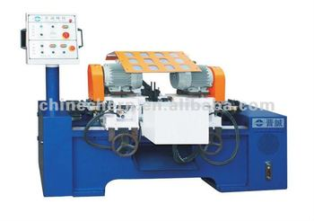 oil pressure double head tube chamfering machine