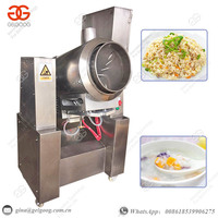 Industrial Sausage Soup Porridge Cooking Machine For Food