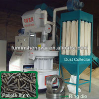 Full automatic wood briquette press machine,wood briquettes press