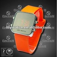 ( High Quality LED Sports Watch Waterproof ) HK-166