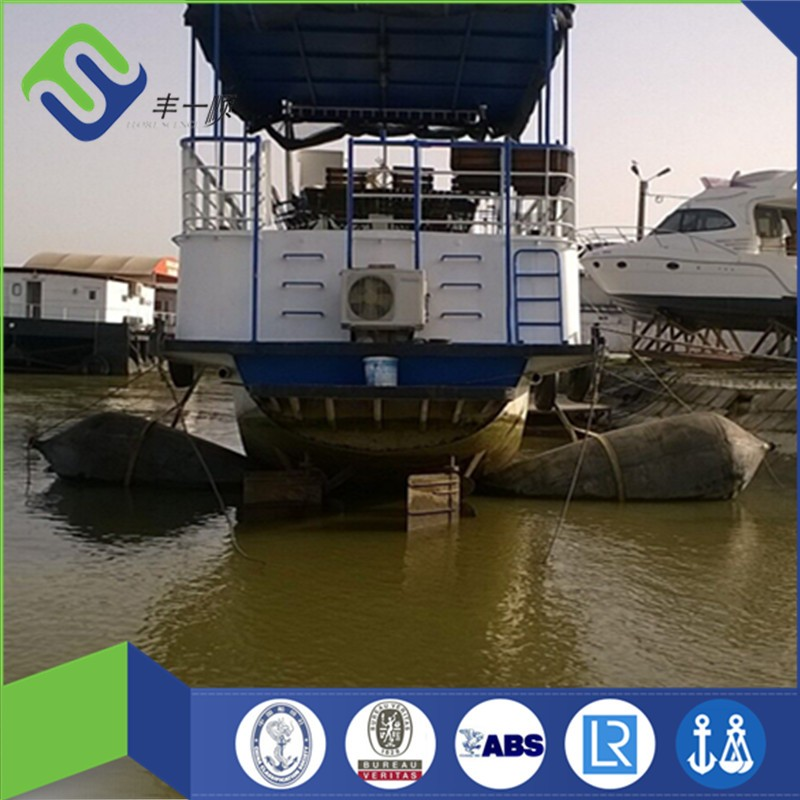 High pressure ship marine launching rubber balloon