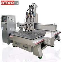 LD1325 Multi-function automatic tool change cnc wood machinery furniture making machine cnc machine used for woodworking factory