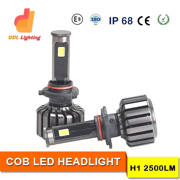 Cost-effective! LED Headlight Kit - 9005 9006 H1 H3 H4 H7 H11 LED Headlight Bulbs Conversion Kit with led car headlight