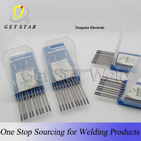 WL20(Blue) 2.4*150mm LAN tungsten spot welding electrode
