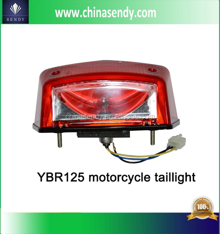 YBR 125 Motorcycle Body Parts Taillight