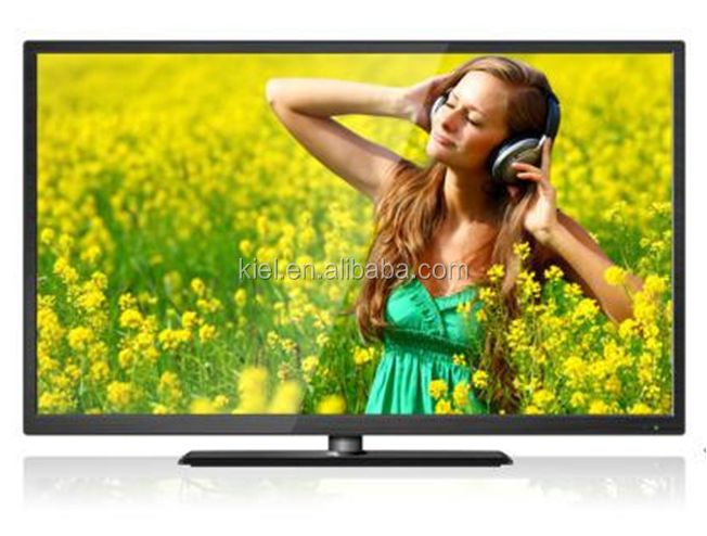 "Cheap chinese tv flat screen tv lcd tv 40"" led tv with samsung panel 1920*1080/SKD/USB/digital television /smart function"