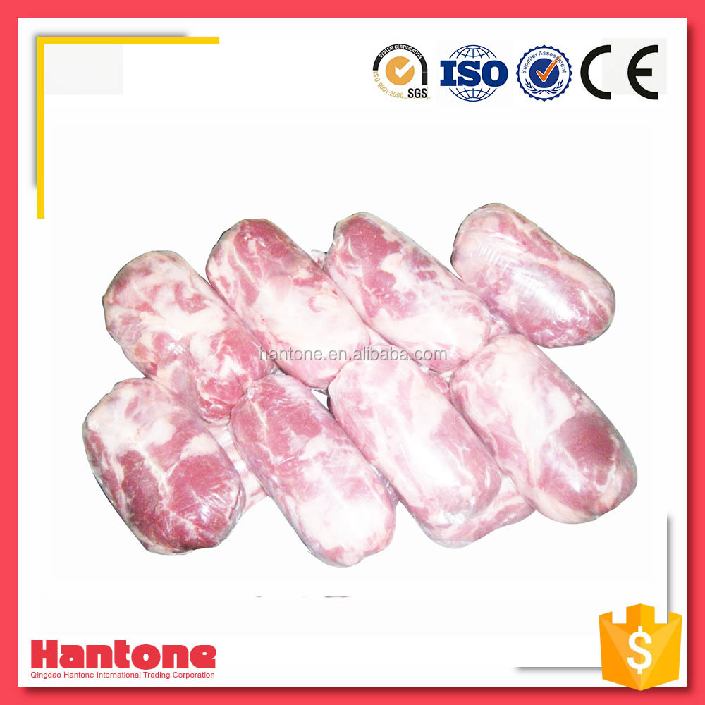 Frozen Raw Pork Collar Meat