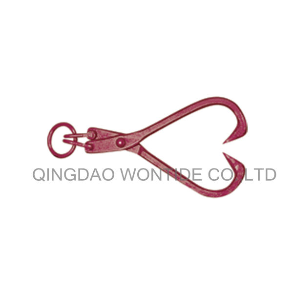 20in Steel Skidding Tongs