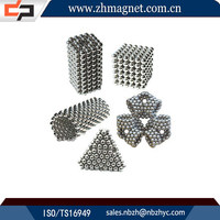 Wholesale products 5mm magnetic steel balls