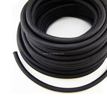 Hot selling AN 4 Braided Nylon Stainless Steel Fuel Oil Gas Hose
