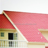 Popular cheap roof tile morden roofing building materials for house