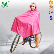 custom rain coat supplier e bike rain rain jacket raincoat for biker/bike