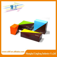 Low price paper box printing paper food box for cake box