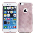 glitter sticker ultra thin tpu phone case for iphone 6 6s