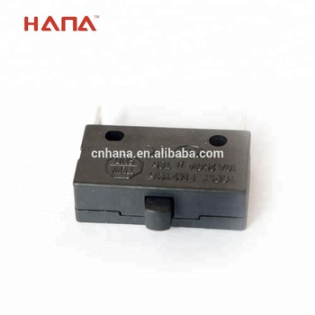 HANA 16A Single pole press switch with UL TUV CQC safety approval