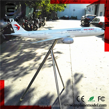 Made in china direct price resin crafts 354CM boeing 1 18 scale model aircraft for display