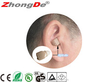 Health Care Medical Device Invisible in canal hearing aids