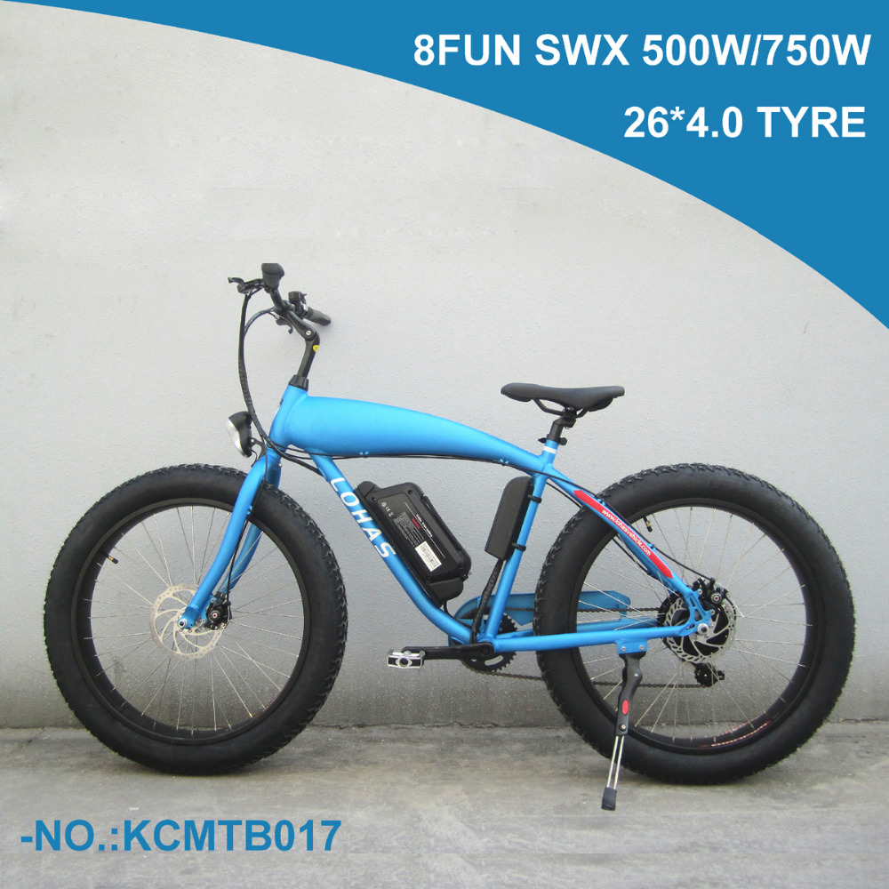 2016OEM chinese high cost performance electirc fat bike