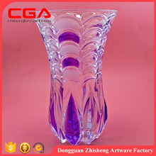 Best fashion hot sale flower glass vases tall glass vases glass vases