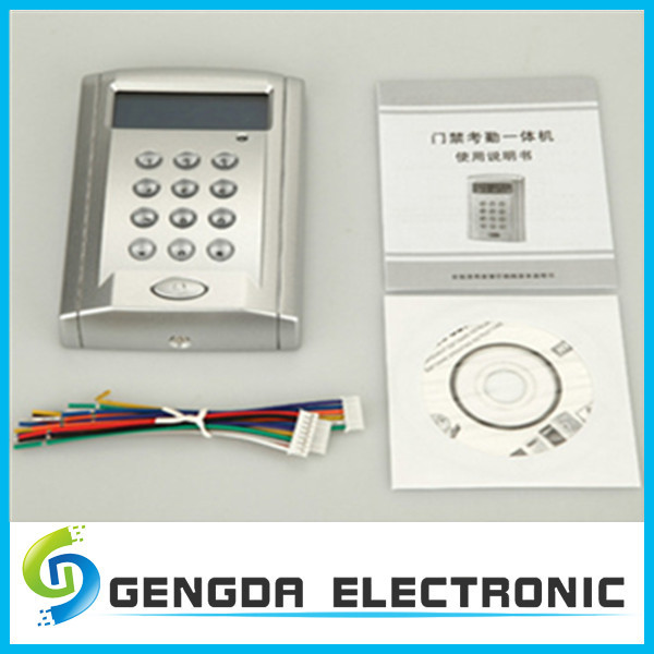 automatic rfid door sensor card reader with keypad for door open for department and office
