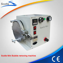 Scotle mini air bubble remover machine for lcd screen repair