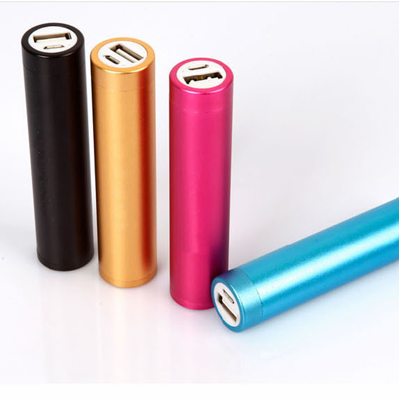 2016 most powerful power bank 2600mah pen charger 2600mah