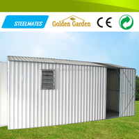 manufacturer steel low cost ready made house
