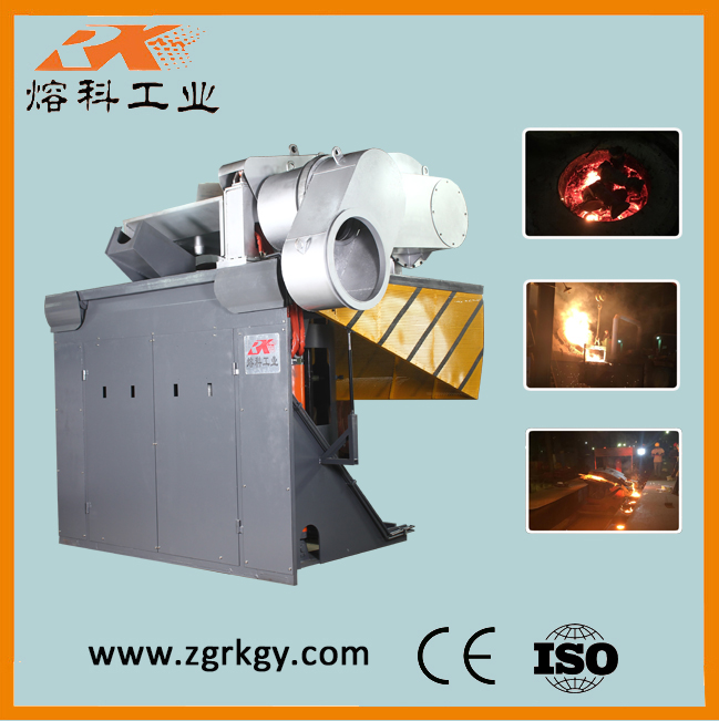 China top iron smelting equipment for foundry and plant